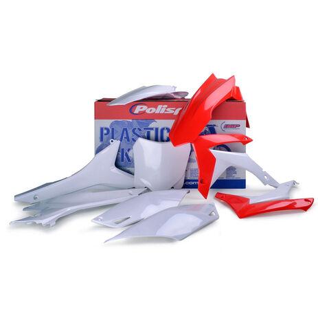 _Kit Plastiques Polisport Honda CRF 250 R 14-17 CRF 450 R 13-16 | 90536 | Greenland MX_