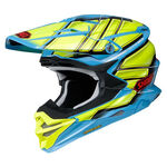 _Casque Shoei VFX-WR Glaive TC-2 | VFXWRGTC20 | Greenland MX_
