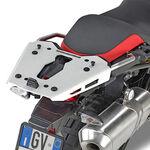 _Support Spécifique en Aluminium pour Top Cases Monokey Givi  BMW F 750/850 GS 18-.. | SRA5127 | Greenland MX_