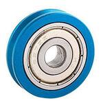 _Roulette avec Roulement Commande de Gaz Jitsie Bleu | JI611-4621B | Greenland MX_