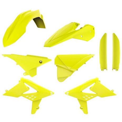 _Full Kit Plastiques Polisport Beta RR 2T/4T 13-17 Fluor Jaune | 90739 | Greenland MX_