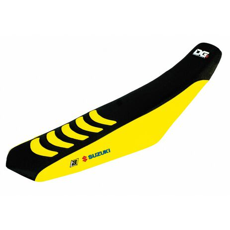 _Housse de Selle Blackbird Double Grip 3 Suzuki RMZ 250 19-.. 450 18-.. | 1331H | Greenland MX_