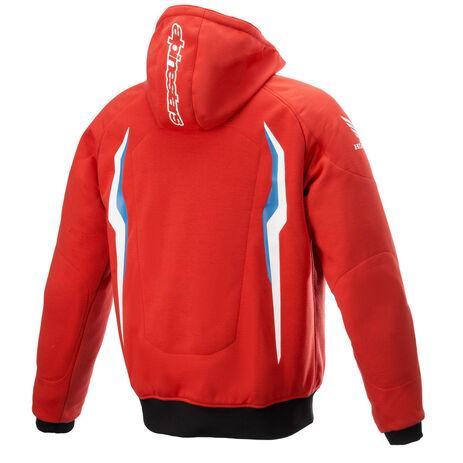 _Sweat-Shirt à Capuche Alpinestars Honda Rouge/Bleu | 4200821-3017 | Greenland MX_