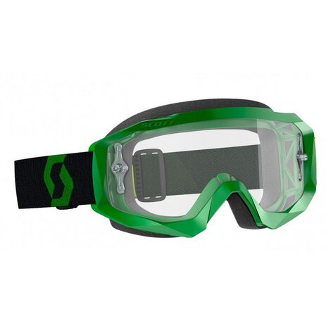 _Lunnettes Scott Hustle X MX Vert/Noir | 2681831089113-P | Greenland MX_