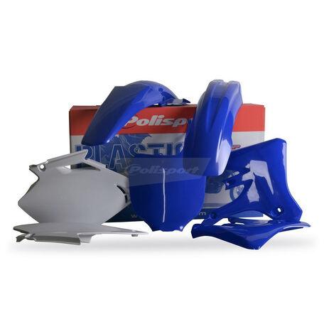 _Kit Plastiques Polisport Yamaha YZ 250/450 F 03-05 | 90106 | Greenland MX_