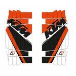 _Kit Deco Grilles de Radiateur Blackbird Réplica Trophy 2020 KTM SX/SXF 16-18   A502R19   Greenland MX_