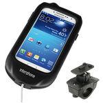 _Set Étui + Support de Moto Samsung Galaxy S4   SMGALAXYS4R   Greenland MX_