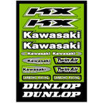 _Stickers varies kawasaki | GK-80412 | Greenland MX_