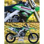 _Kit deco TJ Kawasaki KX 450 F 09-11 | KKXF45009 | Greenland MX_