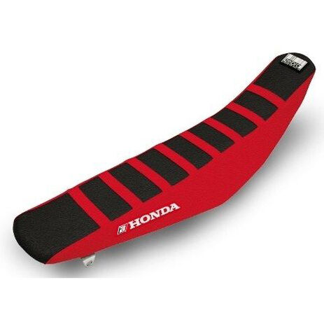 _Housse de selle Blackbird Zebra Honda CRF 250 R 14-17 CRF 450 R 13-16 | 1147Z | Greenland MX_