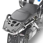 _Support Spécifique en Aluminium pour Top Cases Monokey Givi BMW R 1250 GS 19-21 | SRA5108B | Greenland MX_