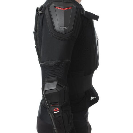 _Veste de protection Motocross EVS Comp Suit Noir | CSBKP | Greenland MX_