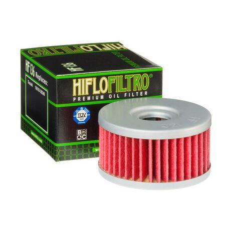 _Filtre a huile hiflofiltro dr/drz 250-350 | HF136 | Greenland MX_