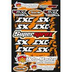 _Stickers Varies 4MX KTM | 01KITA606KTM | Greenland MX_