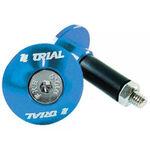 _Embouts de guidon trial Jitsie 14-17 mm bleu | JI-TLBAR-BL | Greenland MX_