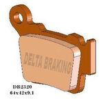 _Plaquettes De Frein Delta Arriere KTM 04-.. Husqvarna 14-.. Sherco Enduro 12-.. | DB2320 | Greenland MX_