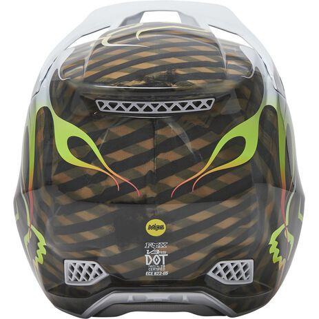 _Casque Fox V3 RS Fahren | 28021-922-P | Greenland MX_