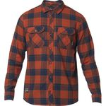 _Chemise Fox Traildust Flannel Adobe | 23826-291 | Greenland MX_