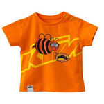 _T-shirt Baby Bee KTM 2017 Orange | 3PW179610 | Greenland MX_