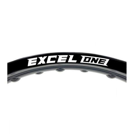 _Jante Excel One Arriere Japonais/KTM /Beta/Husqvarna 14-.. | HC3100JKBH-P | Greenland MX_