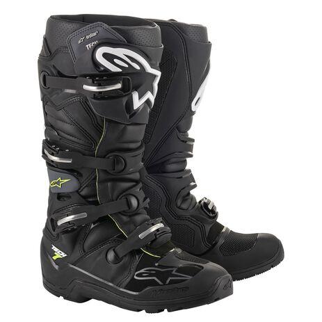 _Bottes Alpinestars Tech 7 Enduro Drystar Noir/Gris | 2012620-106-P | Greenland MX_