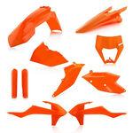 _Full Kit Plastiques Acerbis KTM EXC/EXC-F 17-19 Orange 16 | 0023591.011.016-P | Greenland MX_