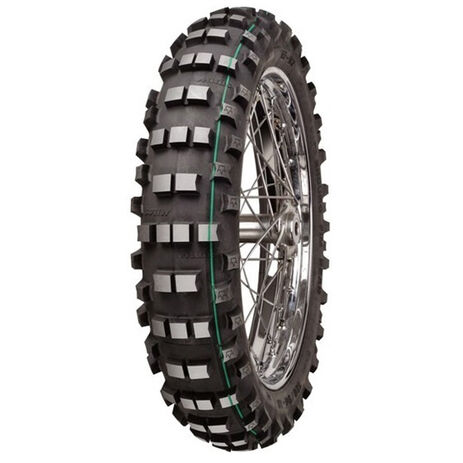 _Pneu Mitas Super Light Extreme FIM 140/80/18 Bande Vert | 26274 | Greenland MX_