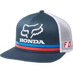 _Casquette Fox Honda Snapback Bleu Marine | 22996-007 | Greenland MX_