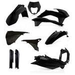 _Full Kit Plastiques Acerbis KTM EXC/EXC-F 14-15 Noir | 0017204.090-P | Greenland MX_