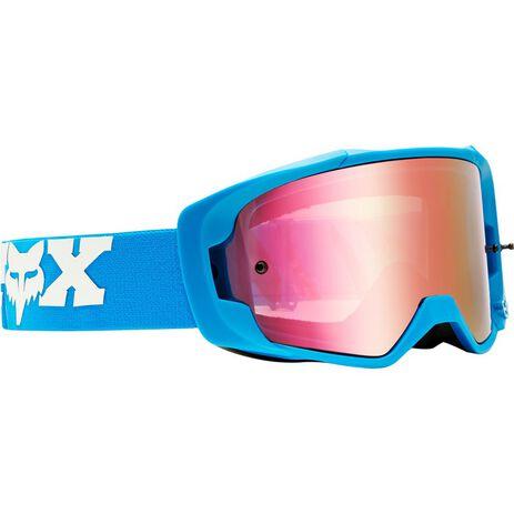 _Lunnettes Fox Zebra Bleu | 22881-559 | Greenland MX_