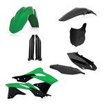 _Kit plastiques Acerbis Kawasaki KX 250 F 13-16 | 0016876.553-P | Greenland MX_