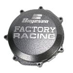 _Couvercle D´Embrayage Boyesen Yamaha YZ 450 F 03-09 WR 450 F 03-15 Argent   BY-CC-38A-P   Greenland MX_