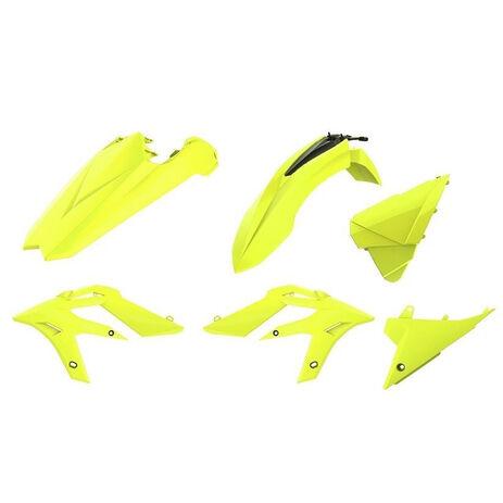 _Kit Plastiques Polisport Beta X-Trainer 15-20 Jaune Fluo | 90788 | Greenland MX_