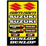 _Stickers varies suzuki | GK-80408 | Greenland MX_