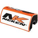 _Mousse de guidon Neken Orange/Blanc | 0601-3739 | Greenland MX_