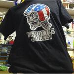 _T-shirt TJ Usa Skull Noir L | CABSKULLUSA-L | Greenland MX_