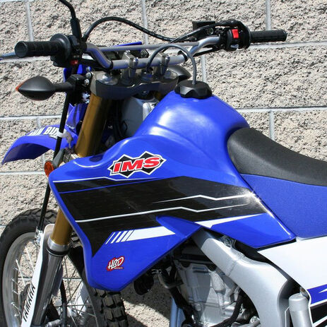 _Reservoir d'Essence IMS Yamaha WR 250 R 08-17 Bleu 17 L | 117332-B2 | Greenland MX_