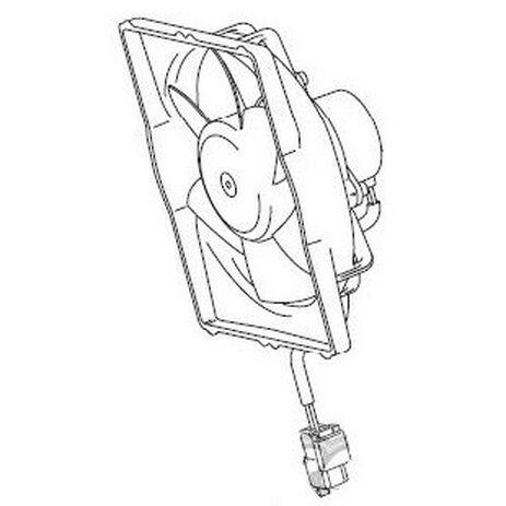 _Ventilateur comex Kit Enduro Beta RR 4T | 14010359000 | Greenland MX_