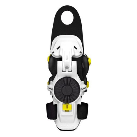 _Attelle de Poignet Support Orthopedique Mobius X8 Blanc/Jaune Fluor | MBX8601011P | Greenland MX_