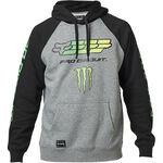 _Sweat-shirt à Capuche Fox Monster Pro Circuit | 26563-185 | Greenland MX_