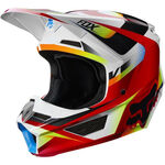 _Casque Fox V1 Motif | 21775-054-P | Greenland MX_