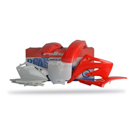 _Kit plastiques polisport CR 85 03-07 | 90078 | Greenland MX_