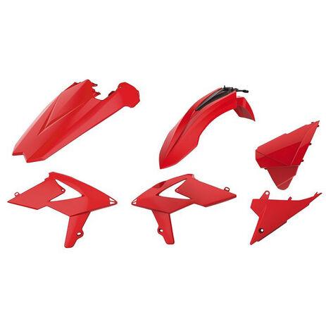 _Kit Plastiques Polisport Beta RR 2T/4T 18 Rouge | 90794 | Greenland MX_