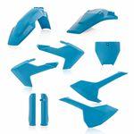 _Full Kit Plastiques Acerbis Husqvarna TC 250 17-18 FC 16-18 Bleu | 0021831.041-P | Greenland MX_