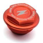 _Capot Maître Cylindre Frein Arriere Zeta KTM 125-530 04-.. Orange | ZE86-7110 | Greenland MX_