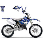 _Kit Autocollants Blackbird Yamaha YZ 125/250 02-14 | 2231E | Greenland MX_