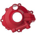 _Protecteur Couvercle Allumage Polisport Honda CRF 250 R 18-19 Rouge   8465900002   Greenland MX_
