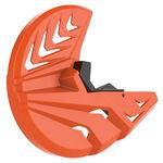 _Protection de Disque et Protecteur de Pied de Fourche Polisport KTM SX/SX-F 15-18 EXC/EXC-F 16-18 | 8151600003 | Greenland MX_