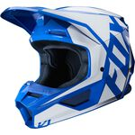 _Casque Fox V1 Prix Bleu | 25471-002 | Greenland MX_