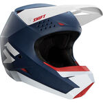 _Casque Shift Whit3 Label Navy Bleu | 19336-007-P | Greenland MX_